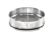 Test Sieve TOBACCO St.st. 200x50 mm