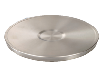 Sieve cover, 203 mm 1.4301